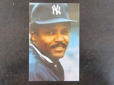 1985 Tcma New York Yankees Omar Moreno Postcard