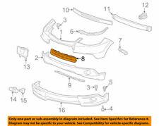 71103STKA00 Acura OEM 07-09 RDX Front Bumper Center Upper Grille