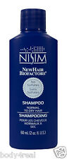 Nisim Anti DHT Hair Loss Treatment Shampoo Thinning Scalp Irritations SLS Free