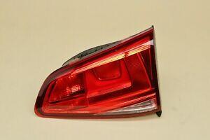 Rear tail inner light VW Golf VII MK7 2012-2017 Inner Right Side, Driver Side