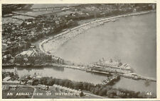 PC74586 An Aerial View of Weymouth. 1954