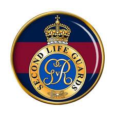 2nd Life Guards, British Army Pin Badge