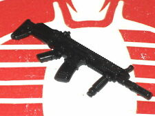 GI Joe Weapon Sub Machine Gun Original Figure Accessory #0701