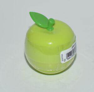 NEW BATH & BODY WORKS GREEN APPLE LIP BALM GLOSS ULTRA SHEER SHINY LIPLICIOUS
