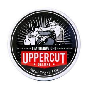 Uppercut Deluxe Featherweight Hair Fiber Putty For Men Strong Hold Low Shine 70g