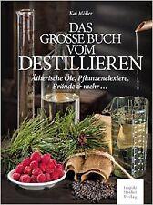Die hohe Kunst des Destilllierens ♥  Buch zur Destille ♥ mit Tipps und Hinweisen