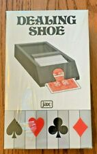 Dealing Shoe Jax Ltd. Professional Type 4 Deck - cards not included 1991