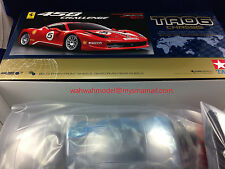 Tamiya 58563 RC 1/10 Ferrari 458 Challenge - TA06