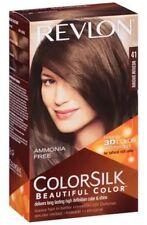 2 Revlon ColorSilk Beautiful Color 41 Medium Brown 3D Color Technology