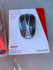 Microsoft Bluetooth Notebook Mouse 5000 (Black)