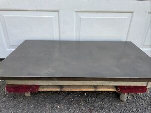 """Machinist Cast Iron Inspection Surface Plate 20"""" x 36"""""""