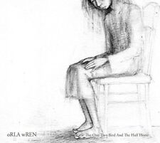 Orla Wren-One Two Bird&Half Horse CD   New
