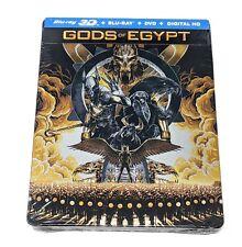 Gods of Egypt Limited Edition Steelbook (3D Blu-ray/ Blu-ray + DVD + Digital HD)