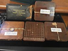 New listing large lot of antique pocket watch timing screws/washers