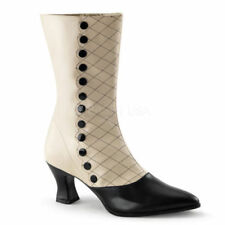 c7d1d9462ac17 Victorian Boots for Women for sale   eBay