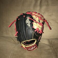 "Rawlings HOH PRO88DCB Dual Core 11.25"" Infield RHT- New Laces And Palm Adhesive!"