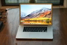 MacBook Pro 17 inch Early 2011, Matte, 2.3 GHz i7, 8GB ram, 500GB SSD