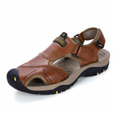 2ac7389bf Leather Sandals for Men for sale