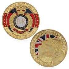 1Pc Royal Engineers Sword Beach Commemorative Challenge Coins Souvenir Gift