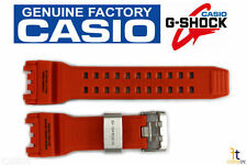 CASIO G-SHOCK Gravity Master GPW-1000-4A Orange Carbon Fiber Resin Watch Band