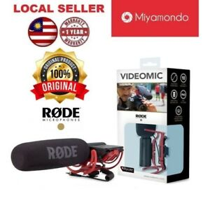 Rode VideoMic On-Camera Microphone