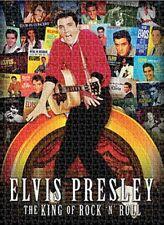 Jigsaw puzzle Entertainment Music Elvis Presley Album Covers 1000 piece NEW