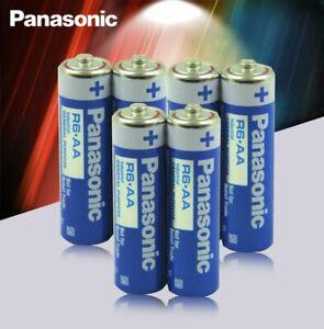 4pcs Panasonic AA Battery 1.5V Batteries For Electric Toy/Clock /Flashlight