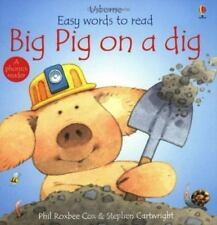 Big Pig on a Dig (Easy Words to Read Series)