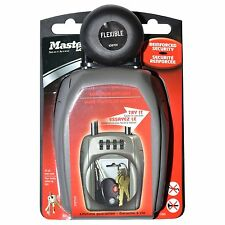Master Lock 4-DIGIT KEY SAFE Combination Dual Locking Lever Heavy Duty *US Brand