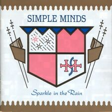 Simple Minds CD Sparkle In The Rain - Europe