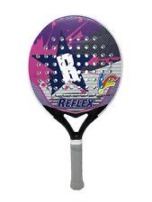 Reflex Pink Splash Pop Tennis Paddle