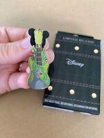 GUITAR- Baloo & Bananas! Jungle Book Bear- Disney Mystery Pin- Limited LR NEW