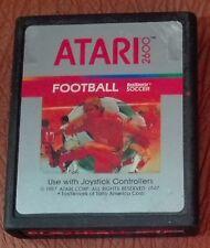 41729 Atari 2600 - RealSports Football - cx2667 - Retrogaming - 1987
