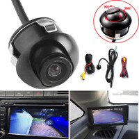Waterproof CCD 360° Degree Car Rear View Front Side View Backup Reversing Camera
