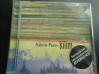 NIKOLA  PAROV   -  KILIM  ,    CD  1997  ,   FOLK ,  WORLD ,  COUNTRY