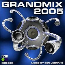 Ben Liebrand - Grandmix 2005 new 3 cd box