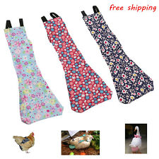 4 types 3 Sizes FARM Pet Goose/Duck/Chicken/Poultry Adjustable Cloth Diaper