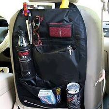 Black Smashing Chic Car back Seat Organizer Storage Bag Box Case Multi-Pocket 1X