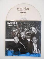 JACQUES DUVALL : HANTISES ♦ CD ALBUM PORT GRATUIT ♦