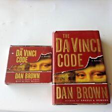 DA VINCI CODE BOOK AND 5 CD