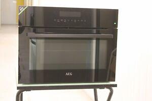 AEG KME761000B Built-in Combination Microwave Oven, Black