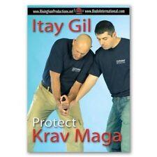 Protect Krav Maga Dvd knife gun attacks Idf Itay Gil martial arts training New!