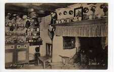 (La3334-407) A JERSEY Kitchen, Unused c1910 G-VG, 0.1966 A