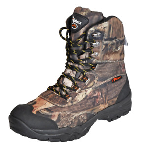 Water Resistant Cammo Hiking Boot - La Caccia - SPECIAL PRICE FREE DELIVERY