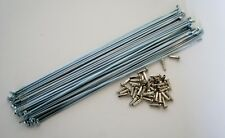 "BICYCLE 36-SPOKES 14G  X 270MM for 26"" BIKES CRUISER LOWRIDER BMX MTB CYCLING"