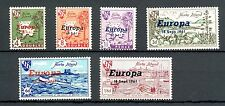 LOCAL HERM ISLAND 1961   6  STAMPS **   MNH VF  EUROPA 1961