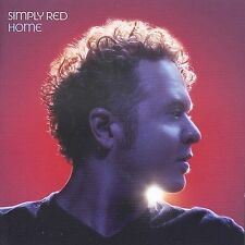 Home SIMPLY RED CD, Aug-2003, Red Ink Records LN