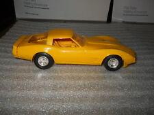 VINTAGE MPC 1980 CHEVROLET CORVETTE STINGRAY PROMO CAR NO BOX