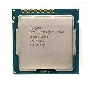 Intel Xeon E3-1220 v2 SR0PH 4 Core 3.1GHz - 3.5GHz Socket LGA1155 69W CPU EA1005