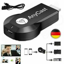 WiFi Dongle Adapter Empfänger TV Stick 1080P HDMI Miracast AnyCast DLNA AirPlay